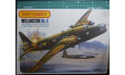 Vickers Wellington MkX/XIV 1:72 Matchbox