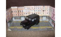 УАЗ-469 обвес от хантера, масштабная модель, Конверсии мастеров-одиночек, scale43