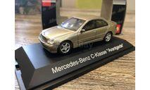 Mercedes-Benz C-Class W203 AVANTGARDE, Schuco, 1:43, редкая масштабная модель, scale43