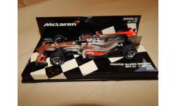 McLaren Mercedes MP4/25 J. Button L.E. 530104301 Minichamps