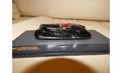 Bugatti Type 57C Cabriolet by VanVooren, Shah of Iran 1939 MATRIX 1/43