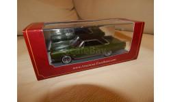 Plymouth Sport Fury 2-Door Hardtop 1968 (green metallic / black) NEO 44700