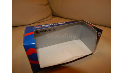 коробка на бокс MINICHAMPS PORSCHE 956L   430846533, боксы, коробки, стеллажи для моделей
