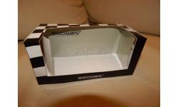 коробка на бокс MINICHAMPS PORSCHE 917   430706435, боксы, коробки, стеллажи для моделей