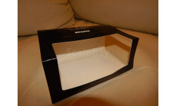 коробка на бокс MINICHAMPS BRABUS 850 S63 437034200, боксы, коробки, стеллажи для моделей