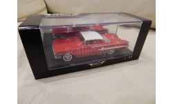 Chevrolet Impala Sport Coupe 1960 Red/White NEO46915
