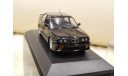 BMW M3 (E30) Street EVO 1987 Black Minichamps 1:43, масштабная модель, 1/43