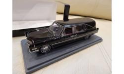 Cadillac S&S Hearse Black 1966 1/43 NEO43896