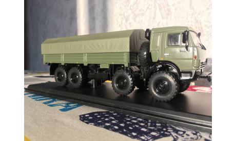 КамАЗ-6350 SSM, масштабная модель, Start Scale Models (SSM), scale43