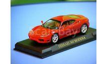 FERRARI 360 MODENA, масштабная модель, scale43, Ferrari Collection (Ge Fabbri)