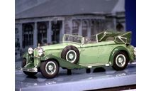 MAYBACH ZEPPELIN V12 DS 8 (1930), масштабная модель, scale43, Minichamps