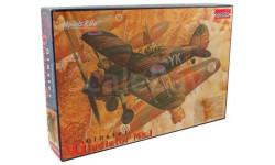 Gloster Gladiator Mk.I, 1/48, бесплатная доставка, сборные модели авиации, 1:48, Roden