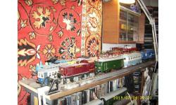 BBT, FALLER, LIONEL, MTH, LIMA, ETS, PANNONIA, модели подвижного состава железных дорог США и Европы.