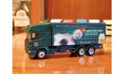 Scania, 1:87, масштабная модель, 1/87, Hummer