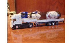 IVECO, 1:87, масштабная модель, 1/87, Hummer