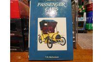 Автомобили мира в цвете. Легковые автомобили T.R.Nicholson, литература по моделизму