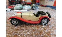 1938 Jaguar SS100 , Solido  1:43, масштабная модель, Mercedes-Benz, scale43