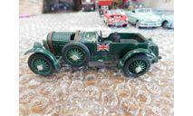 Bentley Speed Six  Le Mans, Brumm 1:43, масштабная модель, scale43