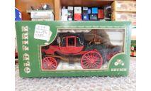 1854  Carro di Bordino, Brumm Old Fire x5, 1:43, масштабная модель, 1/43