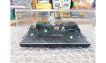 Bentley Speed Six Le Mans, Brumm 1:43, масштабная модель, 1/43