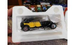 1931 Bugatti Royale , 1:43, Franklin Mint, масштабная модель, scale43