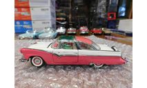 1955 Ford Crown Victoria, 1:43, Franklin Mint, масштабная модель, scale43