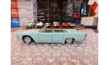 1961 Lincoln Continental Convertible, 1:43, Franklin Mint, масштабная модель, scale43