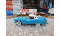 1956 Ford Thunderbird , 1:43, Franklin Mint, масштабная модель, scale43