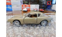 1963 Studebaker Avanti , 1:43, Franklin Mint, масштабная модель, scale43