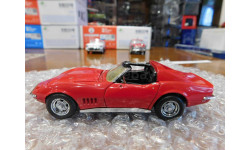 1968 Chevrolet Corvette L88 Sting Ray , 1:43, Franklin Mint, масштабная модель, scale43