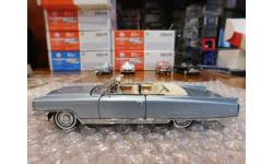 1963 Cadillac Eldorado Convertible , 1:43, Franklin Mint, масштабная модель, scale43