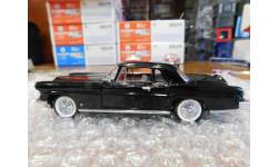 1956 Lincoln Continental  , 1:43, Franklin Mint, масштабная модель, scale43