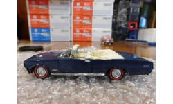 1964 Pontiac Lemans GTO Convertible   , 1:43, Franklin Mint, масштабная модель, scale43