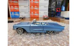 1958 Ford Thunderbird  , 1:43, Franklin Mint, масштабная модель, scale43