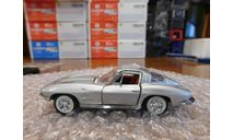 1963 Chevrolet Corvette Sting Ray Sport Coupe , 1:43, Franklin Mint, масштабная модель, scale43, Ford