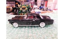 1956 Lincoln Continental , Franklin Mint, масштабная модель, scale43