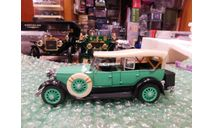 1927 Lincoln Sport Touring  , Franklin Mint, масштабная модель, scale43