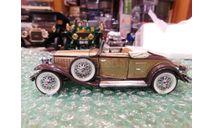1930 Cadillac V-16  , Franklin Mint, масштабная модель, scale43