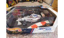 Ford Stewart SF2, Формула1, Hot Wheels, масштабная модель, scale0