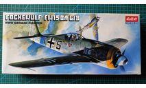 1:72 Focke-Wulf Fw-190 A6/A8 от Academy, масштабные модели авиации, scale72
