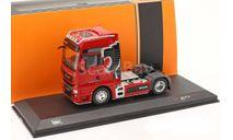 MAN TGX 18.500 4×2 BLS XXL cab 'Lion Pro Edition' 2018, масштабная модель, IXO грузовики (серии TRU), 1:43, 1/43