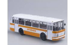 Автобус ЛАЗ-695Н 'ОРЛЁНОК' СОВА, масштабная модель, Советский Автобус, 1:43, 1/43