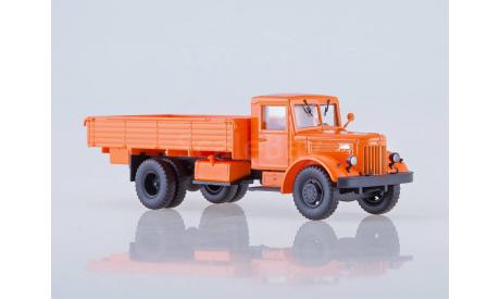 Бортовой МАЗ-200 оранжевый АИСТ, масштабная модель, Автоистория (АИСТ), 1:43, 1/43