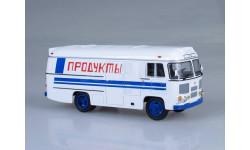 Рефрижератор ПАЗ-3742 'ПРОДУКТЫ' СОВА, масштабная модель, Советский Автобус, 1:43, 1/43