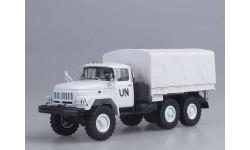 ЗИЛ-131 бортовой с тентом (6x6) ООН
