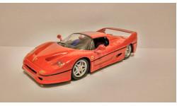 FERRARI F50, масштабная модель, 1:43, 1/43, Detail Cars