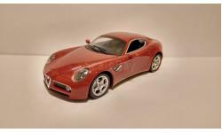 Alfa Romeo 8C, масштабная модель, 1:43, 1/43, M4