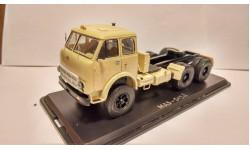 МАЗ-515А в боксе, сборная модель автомобиля, scale43, КИТ КАН ?