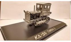 КД-35, сборная модель (другое), 1:43, 1/43, UMI