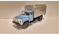 ЛуМЗ, журнальная серия масштабных моделей, scale43